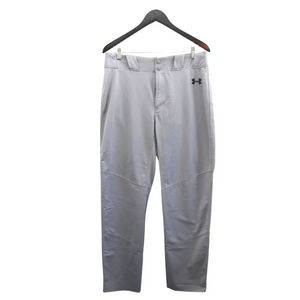 UNDER ARMOUR Ace Relaxed Baseball Grey Pants